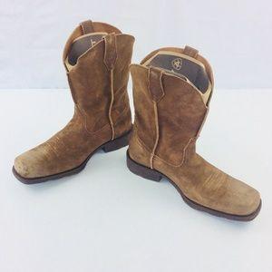 040bf1cd1e1 Mens Ariat Urban Rambler Mens Cowboy Boot 11D NEW NWT